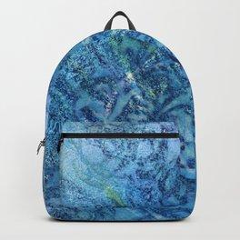Gathering Blue Lands Backpack