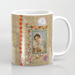Un jour j'irai à New Dehli avec toi ... Coffee Mug