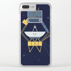 Say Anything Clear iPhone Case