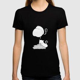 Strange Creature Eating T-shirt