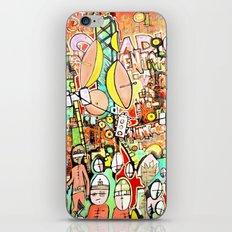 Paste Escapist iPhone & iPod Skin