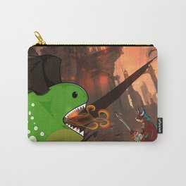 Battle Worm Carry-All Pouch