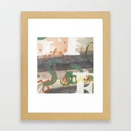 Gift of Celebration Framed Art Print