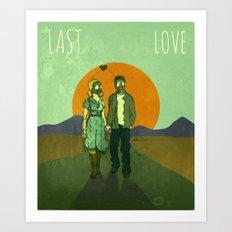Last Love Art Print