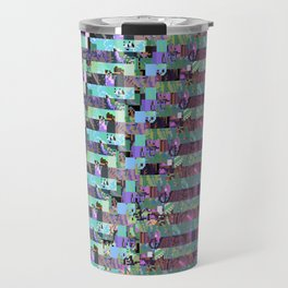 Pattern Test II-A Travel Mug