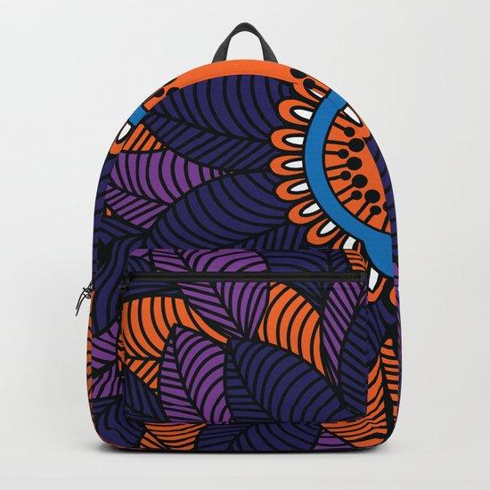 Pattern I Backpack
