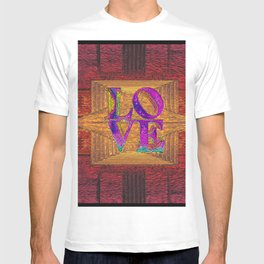 LOVE IN THE TIME OF ELEVATORS T-shirt