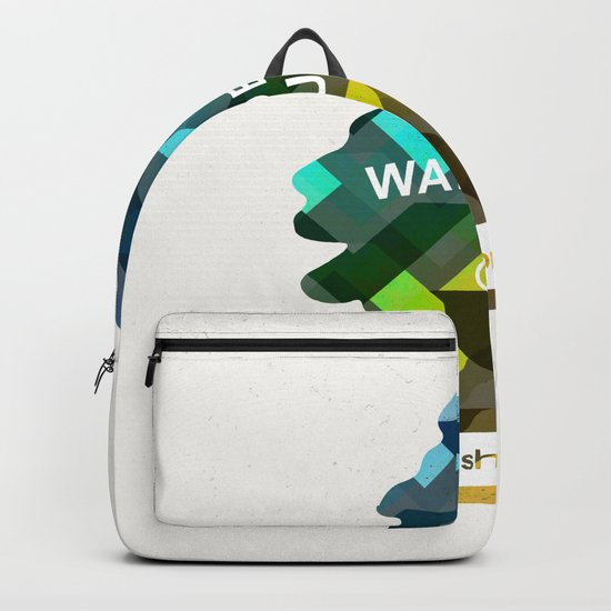 Wunderbar forests Backpack