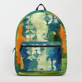 Aquamarine Dreams Backpack