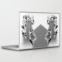 pi Laptop & iPad Skins featuring PI by Artysmedia