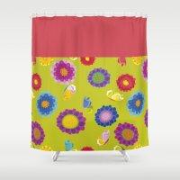ukraine Shower Curtains featuring Picturesque Ukraine by rusanovska