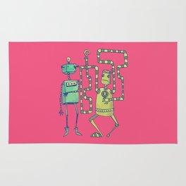 Robo Pirates! Rug