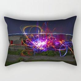 """Mars One"" Rectangular Pillow"