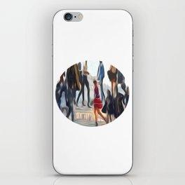 Street Command iPhone Skin