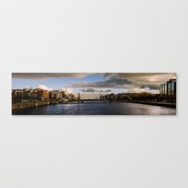 Dublin Docklands Canvas Print