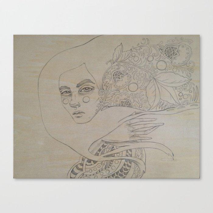 allergies Canvas Print