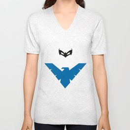 Nightwing Unisex V-Neck