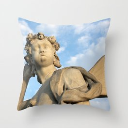 Zephyrus Throw Pillow