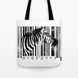 Code Z Tote Bag
