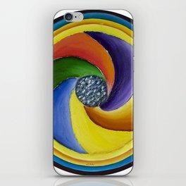 Ciclone tropical iPhone Skin