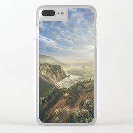 Big Sur Daydream Clear iPhone Case