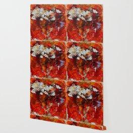 Dancing Flowers Wallpaper