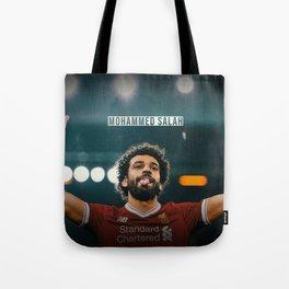 Mohammed Salah Tote Bag