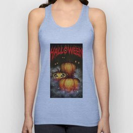 Holiday of halloween Unisex Tank Top