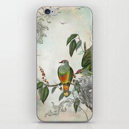 Nest Builders iPhone Skin