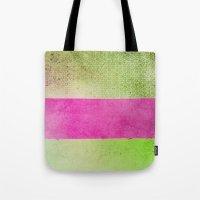 olivia joy Tote Bags featuring Color Joy by Olivia Joy StClaire