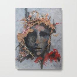 """""""Domina Aurora"""" By Nisus L'art Metal Print"""