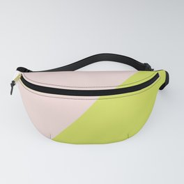 Getting Blocky Fanny Pack