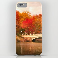 New York City Autumn Magic in Central Park Slim Case iPhone 6 Plus