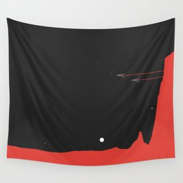 Arrival Wall Tapestry