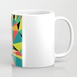 Faceted Kaleidescope Coffee Mug