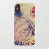 westie iPhone & iPod Cases featuring westie love by simple art