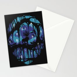 Deer God Stationery Cards