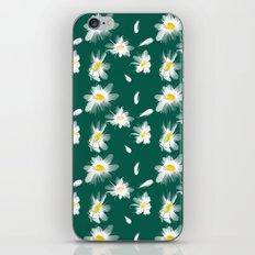 Camomiles summer iPhone & iPod Skin