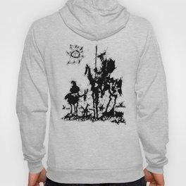 Don Quijote de la Mancha Hoody