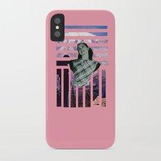Mountain Mary iPhone X Slim Case