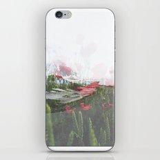 Poppy Ave iPhone & iPod Skin