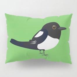 Cute magpie Pillow Sham