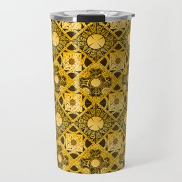 Lament Configuration Pattern Travel Mug