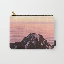 Mountain sunrise - A dreamy landscape Carry-All Pouch