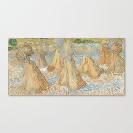 Sheaves of Wheat Canvas Print