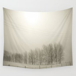 Winter 4 Wall Tapestry