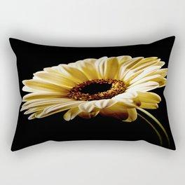 Floral Highlights Rectangular Pillow