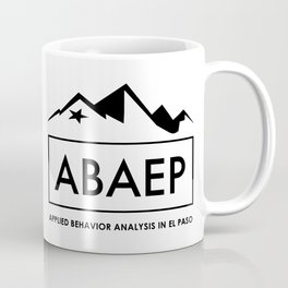 ABAEP Black Coffee Mug