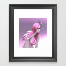 Seadancer Framed Art Print
