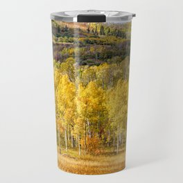 An Autumn Day Travel Mug